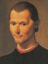 Niccol di Bernardo dei Machiavelli 