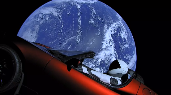 Tesla Space